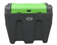 Bazin mobil Diesel 900L + pompa 12V + pistol automat, 50L/ min