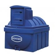 Bazin de stocare AdBlue de 2.500 L (versiunea pentru iarna)