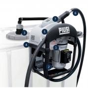 PIUSI Three25 - Kitul AdBlue pentru IBC cu pompa de 230V