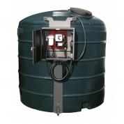 Rezervor de stocare carburant de 5000 L din PEMD