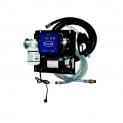 Statie de transfer motorina la 230V, debit 46L/min