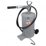 pompa manuala transfer ulei cu rezervor de 16kg