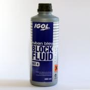 BLOCK FLUID RUBEN BLEU