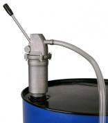 Pompa manuala cu parghie de actionare din otel zincat