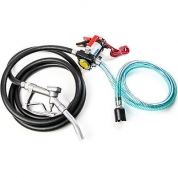 Kit mobil transfer motorina 12V,  debit 40L/ min